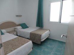 Bedroom in 305 C Block....quieter