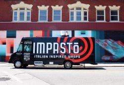 Impasto - Italian Inspired Wraps