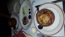 Romance & French dinner