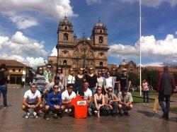 Wild Free Walking Tour Cusco