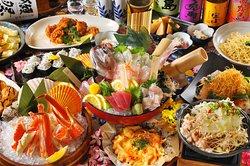 Seafood Izakaya Hakata-Uosen-Suisan Nakasu