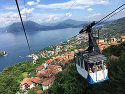 Mottarone Cable Car