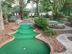 ‪Ocean Isle Mini Golf‬