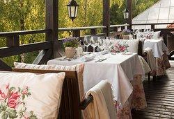 Restauracja Romantyczna w Hotelu SPA Dr Irena Eris Wzgórza Dylewskie