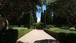 Marivent Garden