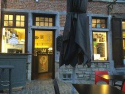 ベルギー料理が愉しめるお店でお勧めです‼️
