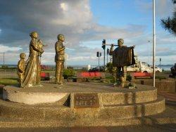 Monumento a la Colonizacion Alemana