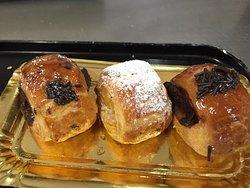 Mini pastelitos, ideal para acompañar con un buen café!!