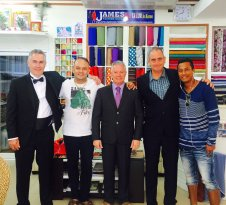 James Fashion House Co Ltd.