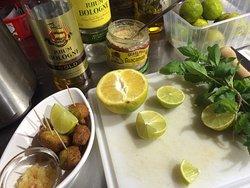 Le Citrus Lounge Bar