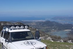 Lefkas Jeep Safari