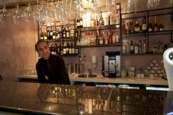 Bar master can serve you typical Indian drinks