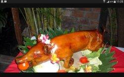 special suckling pig bali sweet