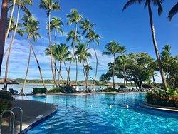 Pretty resort but needs improvement!