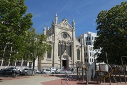 Eglise du Saint-Sacrement