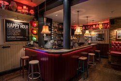 Simmons Bar | Clerkenwell