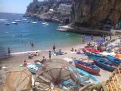 Marina di Praia Beach