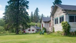 Loon Bay Lodge offers outdoor enjoyment with the grace and style of days gone by.