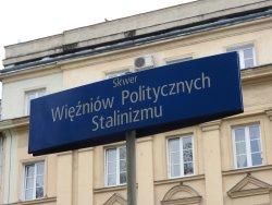 Skwer Więźniów Politycznych Stalinizmu