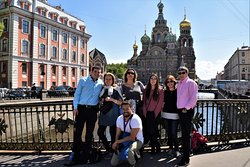 Free Tour San Petersburgo