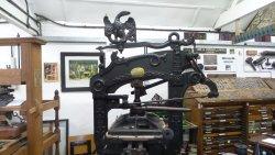 In the printer's