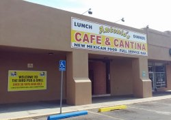 Antonio's Cafe and Cantina