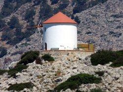 Windmills of Symi