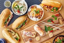 Banh you Vietnamese Street Food Circular Quay