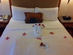 Housekeeping and Front Desk was excellent