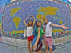 Rio by foot - Free Walking Tour