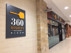 360 Degrees Pizza - ABC Place