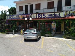 Iris Snack Bar Cafe