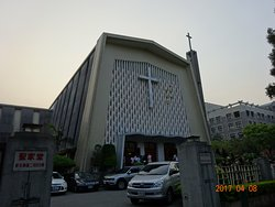 Holy Family Church Taipei