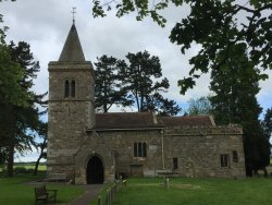 All Saints Church Kirby Hill