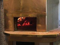 Il nostro forno a Legna