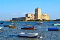 Castello di Mare o Torre della Colombaia di Trapani