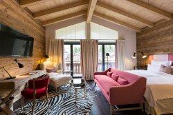 Alpin Deluxe Zimmer