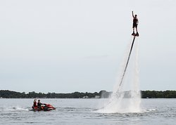Just Add Water Flyboard