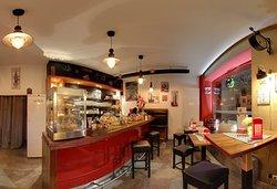 London's Taste The Cafe