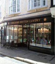 Creams British Luxury Canterbury