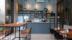 Bendita Cafeína Coffee Shop