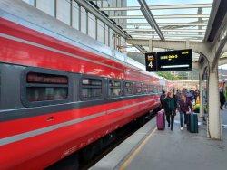 NSB Train, Oslo