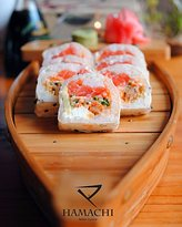 Hamachi Nikkei Cuisine