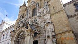 Igreja e Mosteiro da Santa Cruz