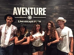 ‪Aventure Live! Escape Game‬