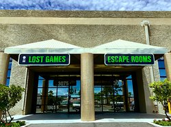 Lost Games Escape Rooms