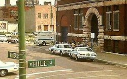 Maxwell Street Station