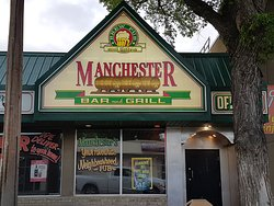 Manchester's Bar & Grill Brew Pub