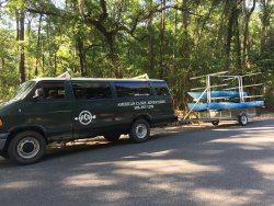 American Canoe Adventure