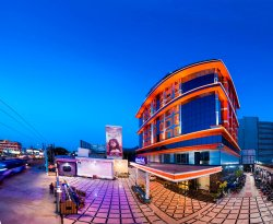 Hotel Benzz Park Vellore